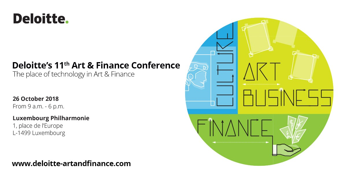 Deloitte's 11th Art & Finance Conference